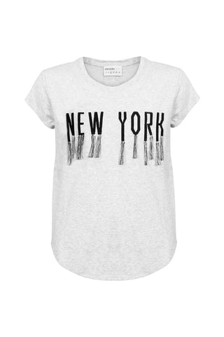 Kids New York Tassle Tee