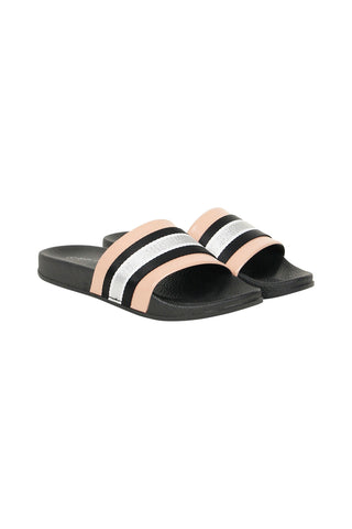 Kids Multi Stripe Slide