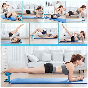 Portable Self-Suction Sit-Up Bar