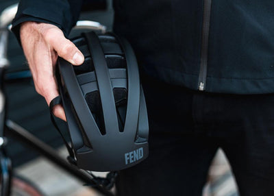 FEND Folding Bike Helmet