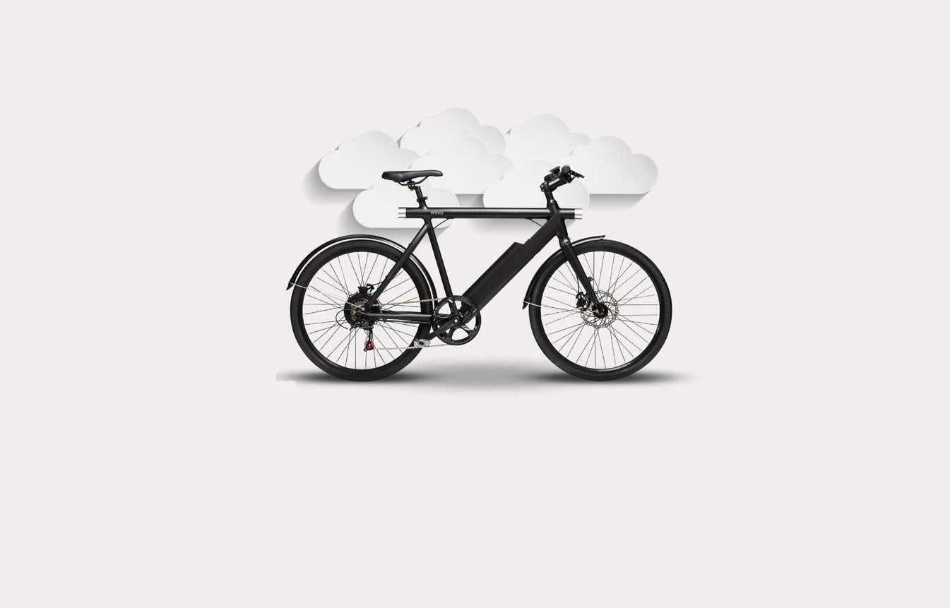 Discover the bike