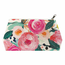 Load image into Gallery viewer, La Belle Rose Cosmetic Bag