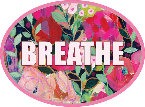 BREATHE Sticker