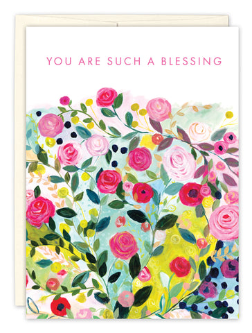 Thank You Card: YOU ARE SUCH A BLESSING