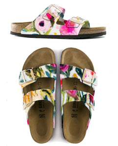 ROSY BIRKENSTOCKS: LIMITED EDITION PRE-ORDER