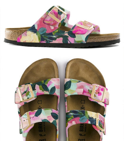 PINK BIRKENSTOCKS: LIMITED EDITION PRE-ORDER