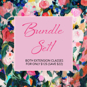 BUNDLE SET--BOTH EXTENSION CLASSES!
