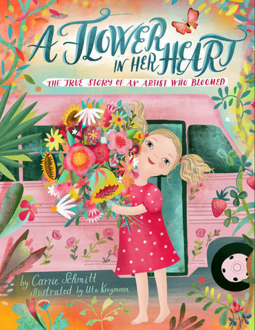 PRE-ORDER: A Flower in Her Heart