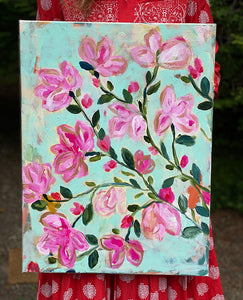 Sweet Magnolia 1 Original Art