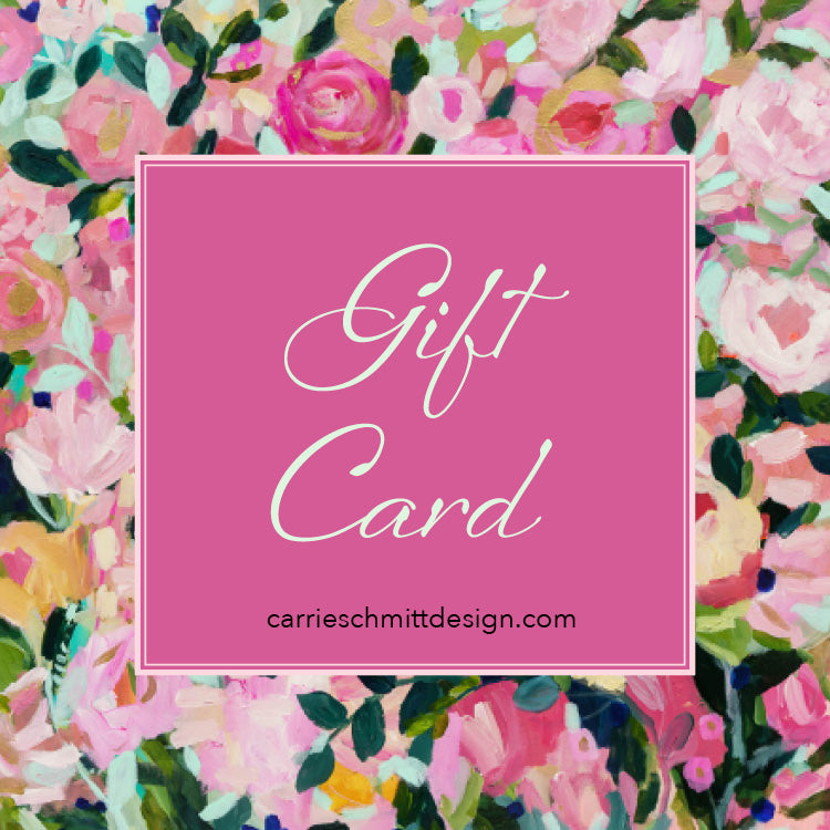 Gifts cards $15 and up!