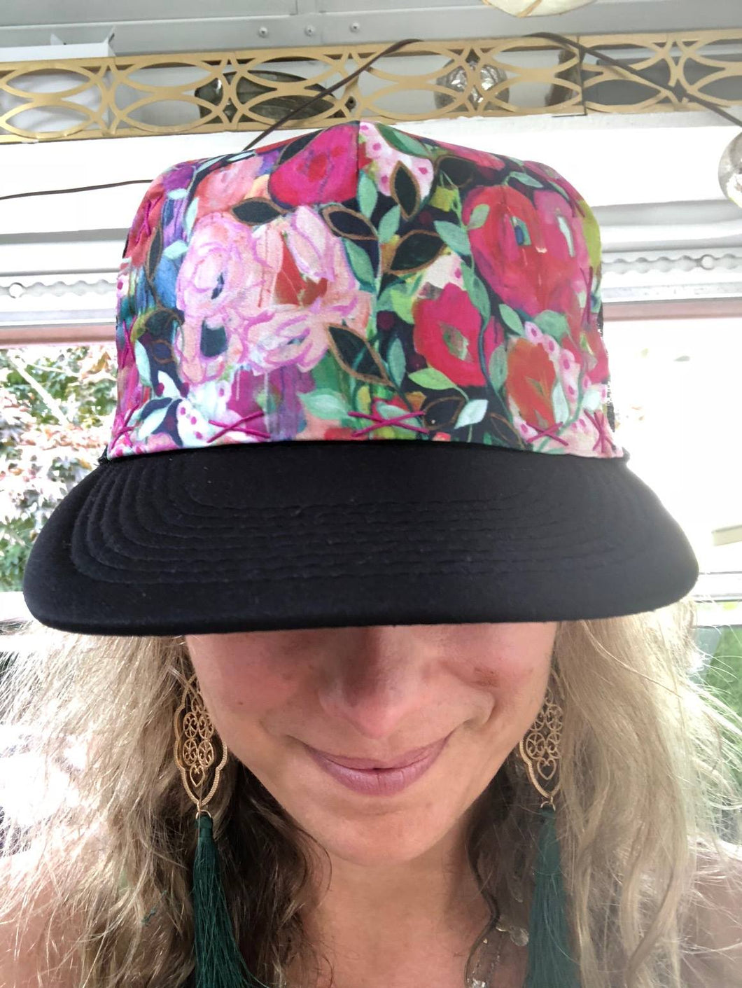 Earth Mama Trucker Hat