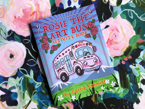 Rosie Activity Book