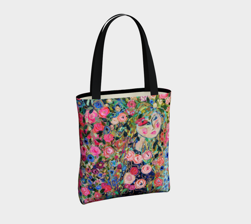 Unbroken Wholeness Tote Bag