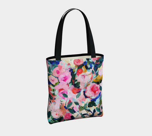 Carry Beauty Tote Bag
