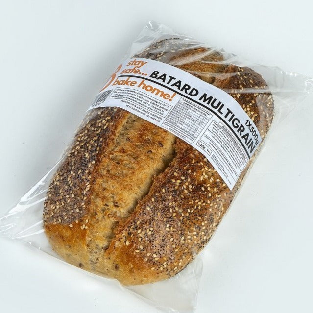 Bake Home Batard Multigrain 500g