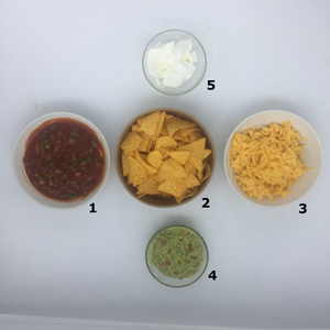 Familychef Nachos ingredients