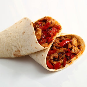 Chicken Teriyaki Wrap 225g.