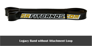 "Black SR Fit Legacy Band - Single 41"" Resistance band (25-65 lbs)"