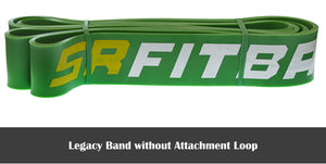 "Green SR Fit Legacy Band - Single 41"" Resistance band (50-125 lbs)"