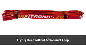 "Red SR Fit Legacy Band - Single 41"" Resistance band (15-35 lbs)"