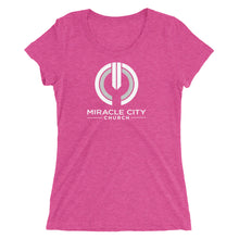 Miracle City Short Sleeve T-shirt (Ladies')