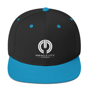 Miracle City Church Snapback Hat