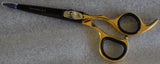 Walda Professional Golden Beauty J2 Sharp Cut Razor Edge Scissors WIC-R-793
