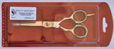 Walda Professional Razor Edge Silver Queen Sharp Cut Scissors