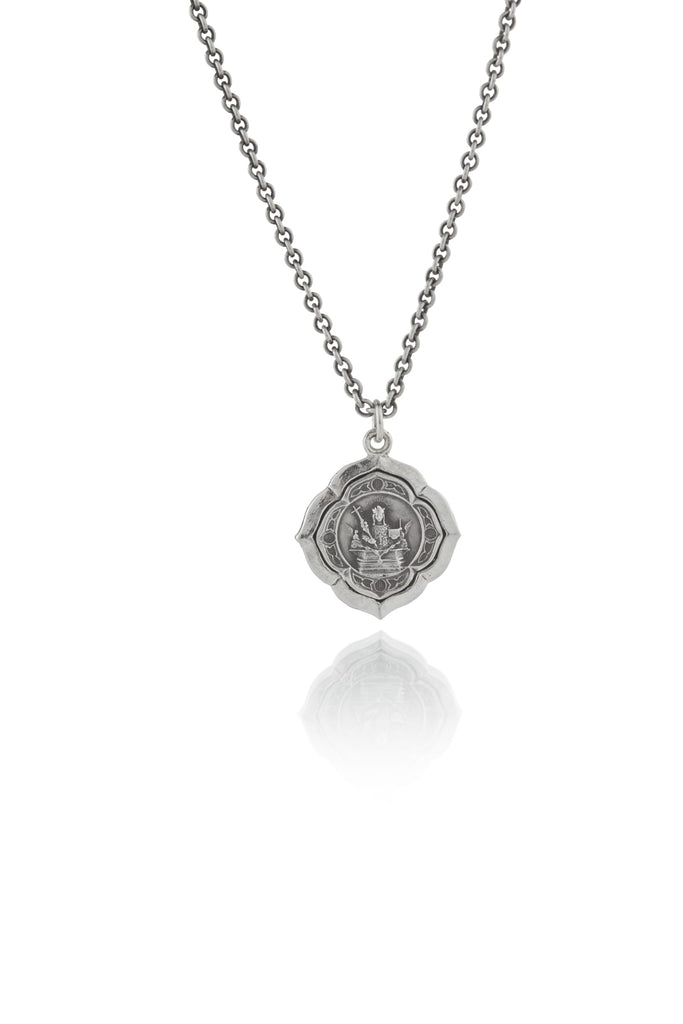 Saint Agatha Necklace