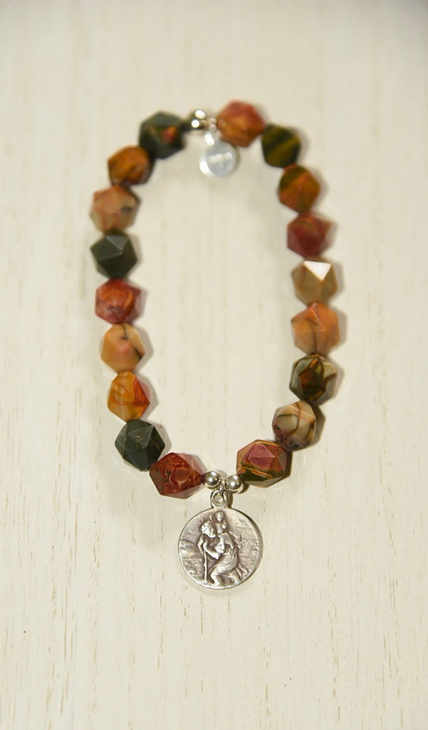 Saint Christopher Bracelet