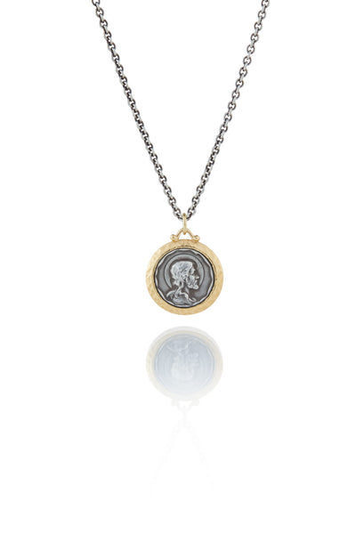 Holy Face of Jesus Necklace