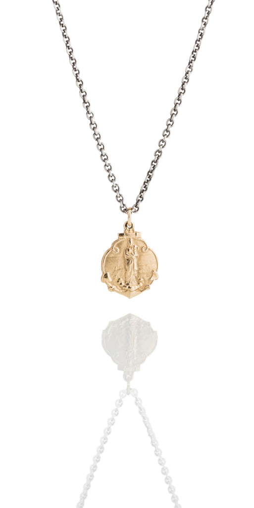 Our Lady of The Guard Necklace