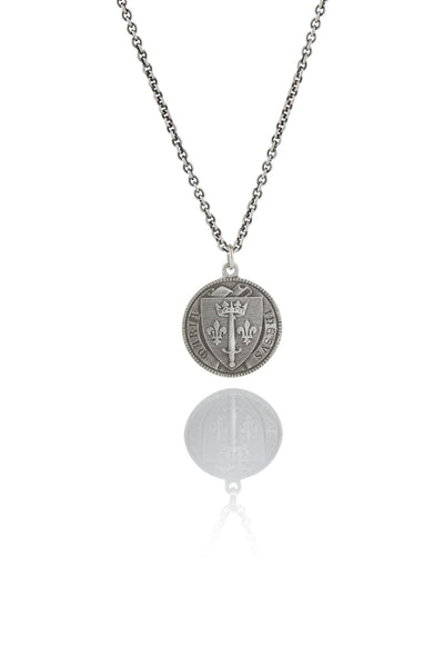 Joan of Arc Necklace