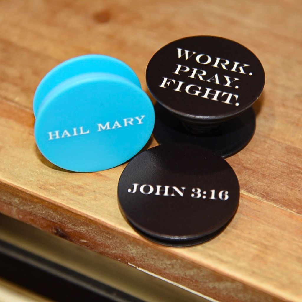 Hail Mary PopSocket