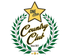 One Star Country Club Hats