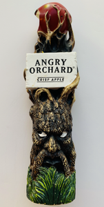 Angry Orchard Crisp Apple Tap Handle