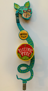 Magic Hat Electric Peel Grapefruit IPA Tap Handle