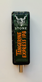 Tangerine Express IPA Tap Handle - Stone Brewing