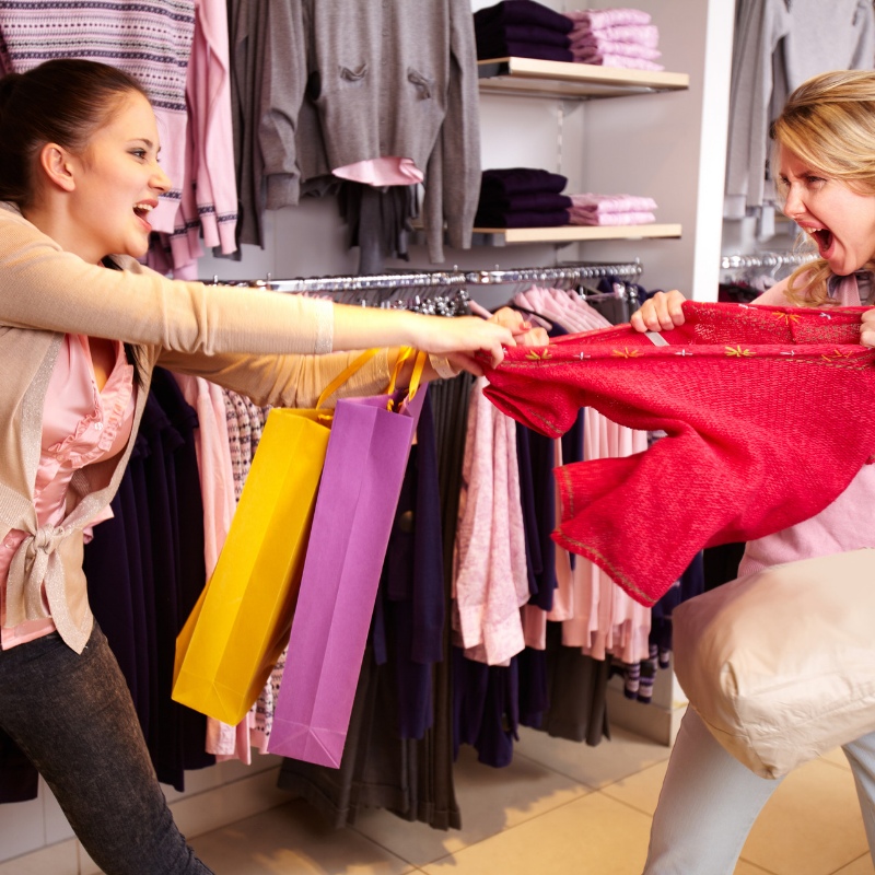 Are you a shopaholic? Take our quiz.