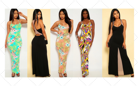 Buy Long Dresses Online