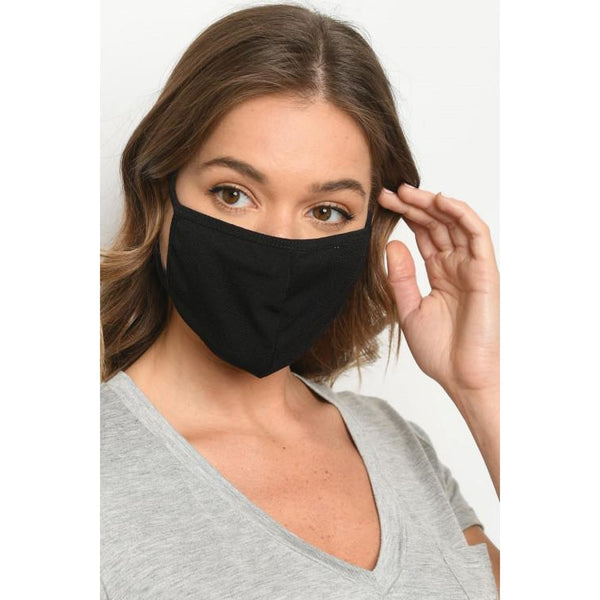 Black Mask - Accessories