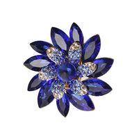 Blue Flower Fashion Ring - Best YOU by HTS