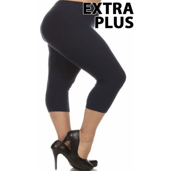 Extra Plus Size Leggings - Best YOU by HTS