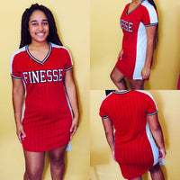 FINESSE Jersey Dress - Best YOU by HTS