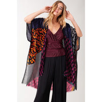 Kimono - Black Multi - Best YOU by HTS