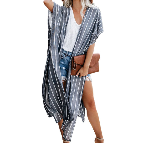 Kimono - Blue Gray - Best YOU by HTS