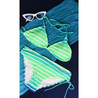 Ombre Bikini Green Swimsuit Set - Best YOU by HTS