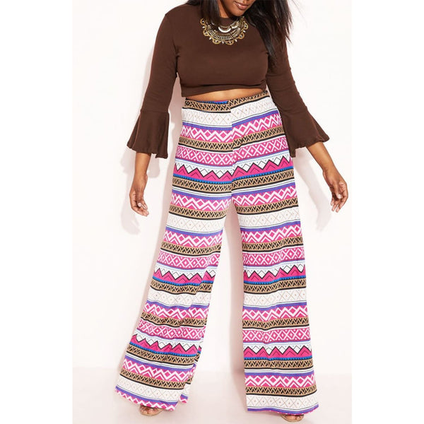 Wide Leg Pants - Best YOU by HTS