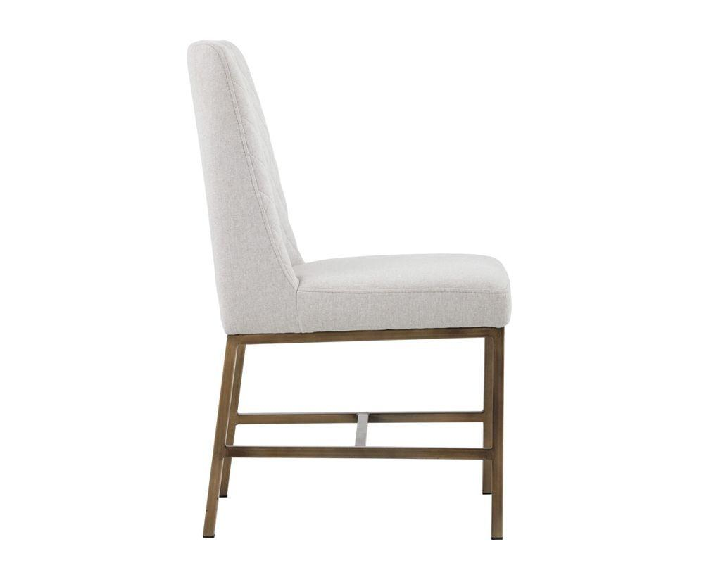 Leighland Dining Chair - Light Grey