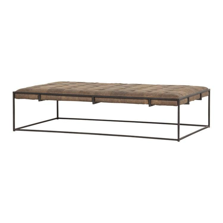 Oxford Umber Grey Coffee Table